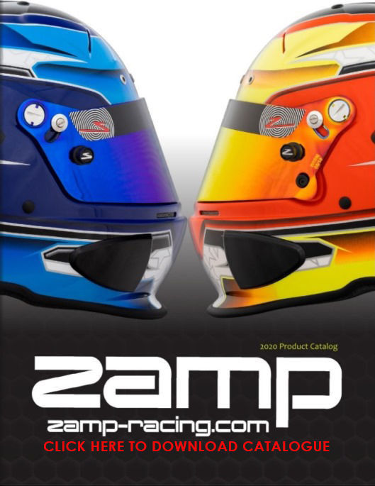 Zamp Helmets 2020 Catalogue