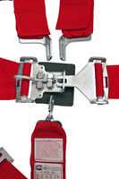 Race Seat & Covers - Full Containment Seat and Covers